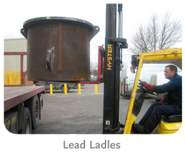Lead Mould