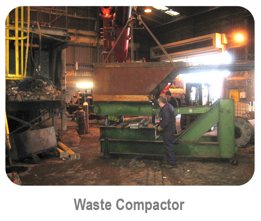 Ips engineering ltd sample work What is trash compactor and how does it work
